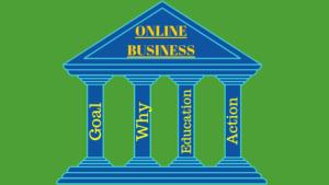 Four Key pillars for successful online entrepreneurs